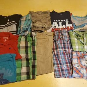 Boys 5T Summer Bundle